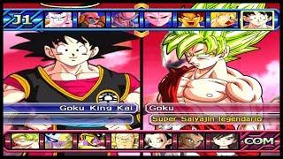 GOKU King Kai e Várias Anomalias!!! Dragon Ball Z Budokai Tenkaichi 3 AF LATINO