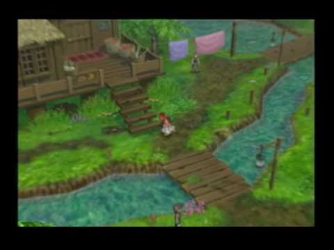 Tales Of Symphonia Pt 59 Ymir Forest