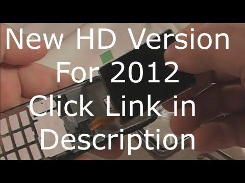 Nokia 6700 Classic ♥ Screen Repair / Replace / Change a Broken LCD