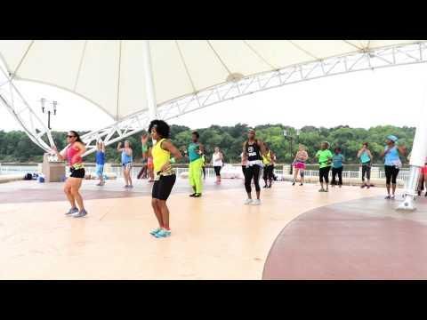 RezFIT Zumba Fitness - Cumbia Marionette