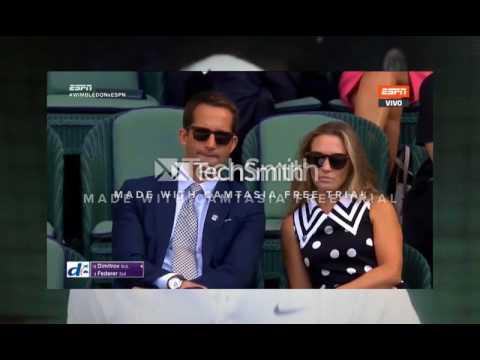 •FULL MATCH• Roger Federer vs Grigor Dimitrov ◘WIMBLENDON 2017◘ (10/07/17)