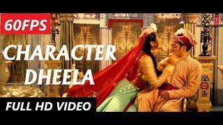 [60fps] character dheela (full hd video song) ready i salman khan zarine