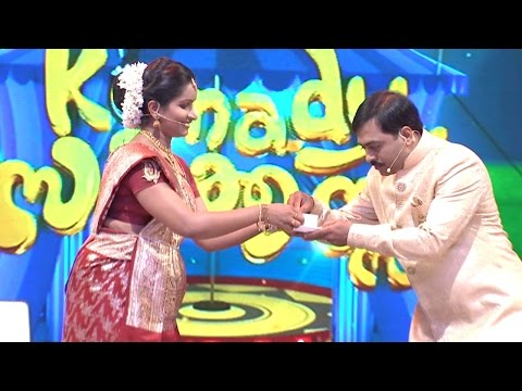 Komady Circus    Sudheer & Ambily Soman - Njanummelkkali   Mazhavil Manorama