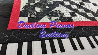 Dueling Pianos Quilting