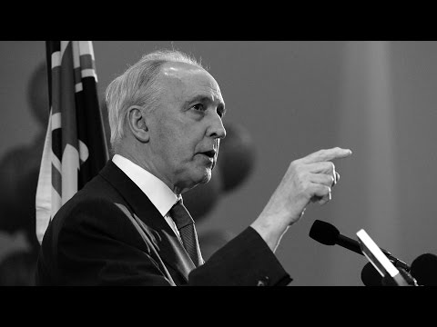 Thumbnail: The Hon. Paul Keating on our role in Asia in the Trump era