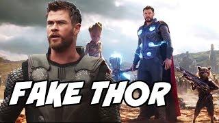 Thor is Skrull in MCU,Thor Ragnarok & Avengers Infinity War