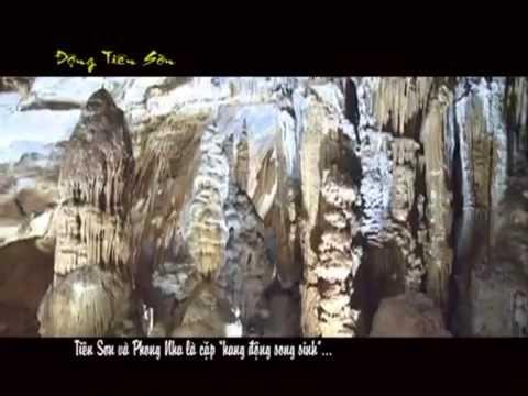 Động Tiên Sơn - Tien Son Cave (Quảng Bình)