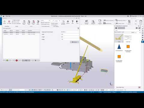 Tekla Tips: Montaje