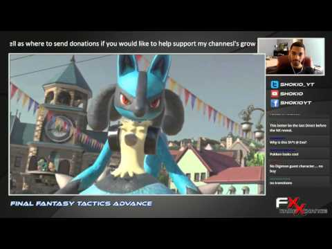 Nintendo Direct Live Reaction w/ Twitch Chat