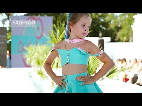 IRINA SIRYK - Perwoll Odessa Fashion Week Cruise 2017 Mafia Rave Terrace - Fashion Channel