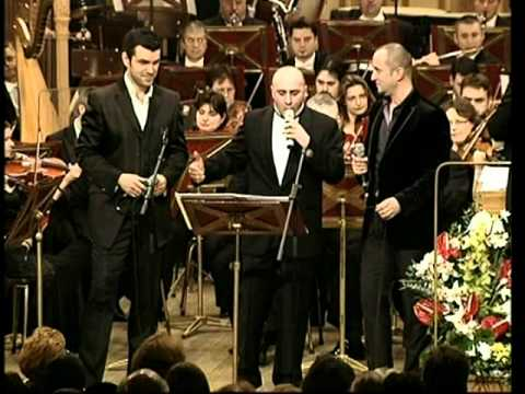 Vlad Mirita, Marcel Pavel, Iordache Basalic - Funiculi Funicula (Lumina Muzicii 2010) - 4