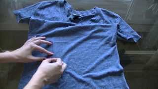 5 ideas para customizar camisetas: #3 Transparencias