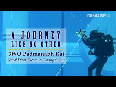A Journey Like No Other: Episode 4 - Silent Operators (3WO Padmanabh Rai)
