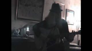 Eddy is singing Silent night, holy night  Stille Nacht, heilige Nacht