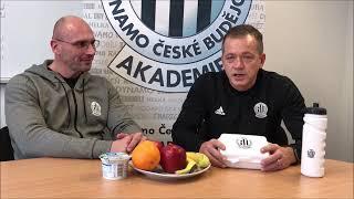 Zdravá výživa v SK Dynamo ČB Akademie