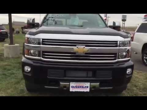 Aweseome New 2015 Chevy Silverado 2500hd Crew Cab High