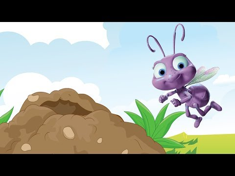 The Ants Go Marching   Antz Movie Nursery Rhyme