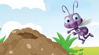 The Ants Go Marching | Nursery Rhymes for Kids