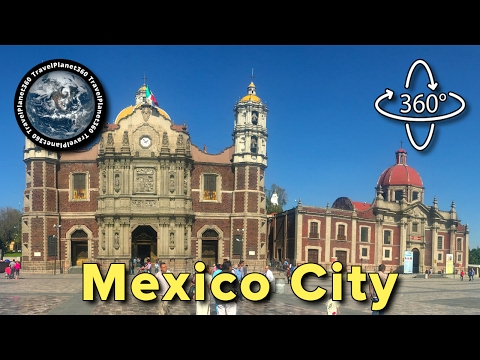 TravelPlanet360 - Mexico City - Fall 2016