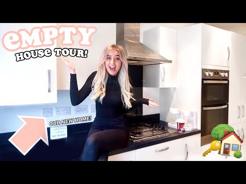 EMPTY HOUSE TOUR! Our NEW home 2019