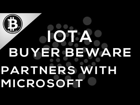 Investing in IOTA Can Be For the Long Haul, 5 New Partners