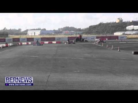 BKC Kart Racing At Southside Track, Oct 20 2013