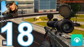 Sniper 3D Assassin: Shoot to Kill - Gameplay Walkthrough Part 18 - Region 6 Completed (iOS, Android)