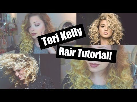 TORI KELLY HAIR TUTORIAL!