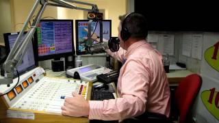 Ron Sedaille - 102.9 WDRC FM - VIDEO AIRCHECK January 4, 2014