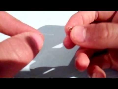 Comment faire un noeud solide pour émerillon