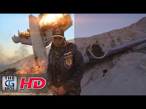 """CGI & VFX Showreels 4K: """"MOTION GRAPHICS - ЗD AND COMPOSING - VIDEO"""" - by HEADSHOT"""