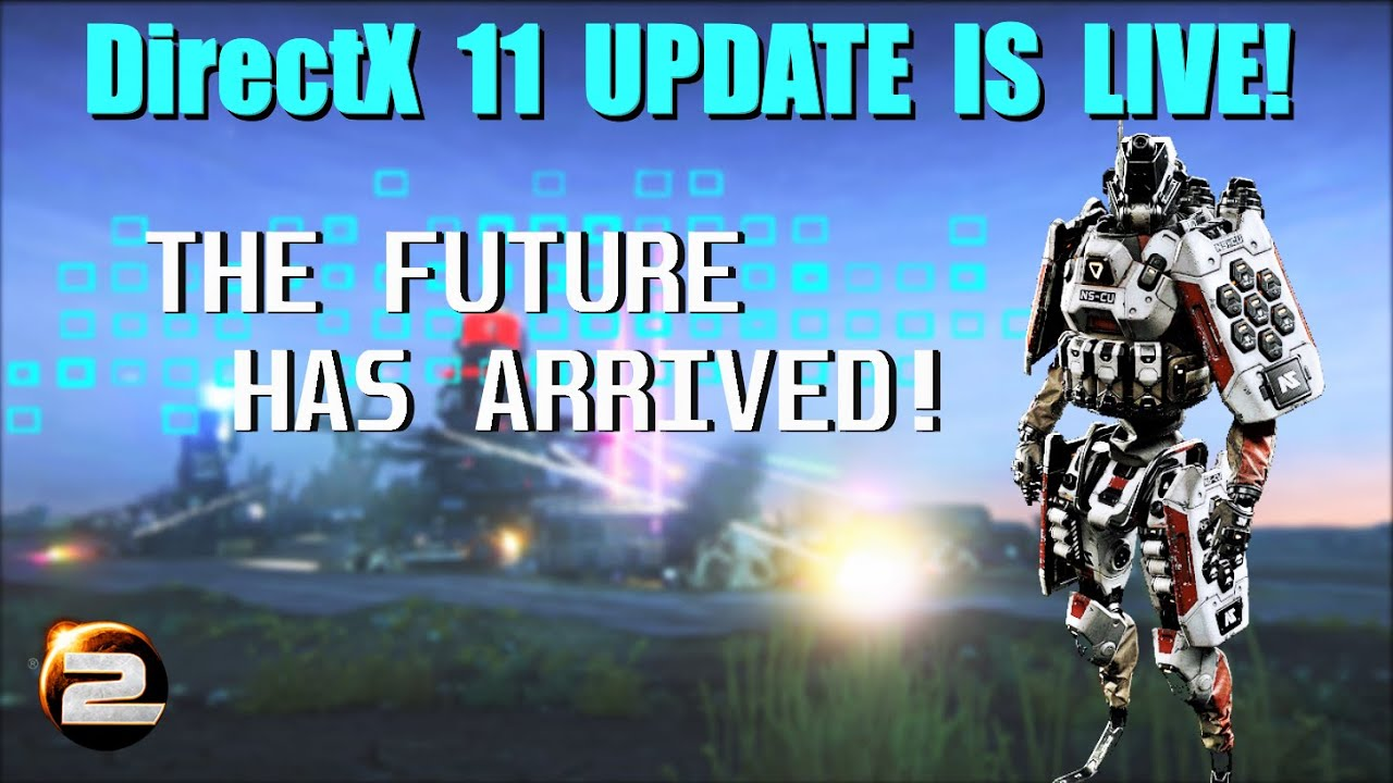 Play Planetside 2 better than ever - massive Update has arrived!