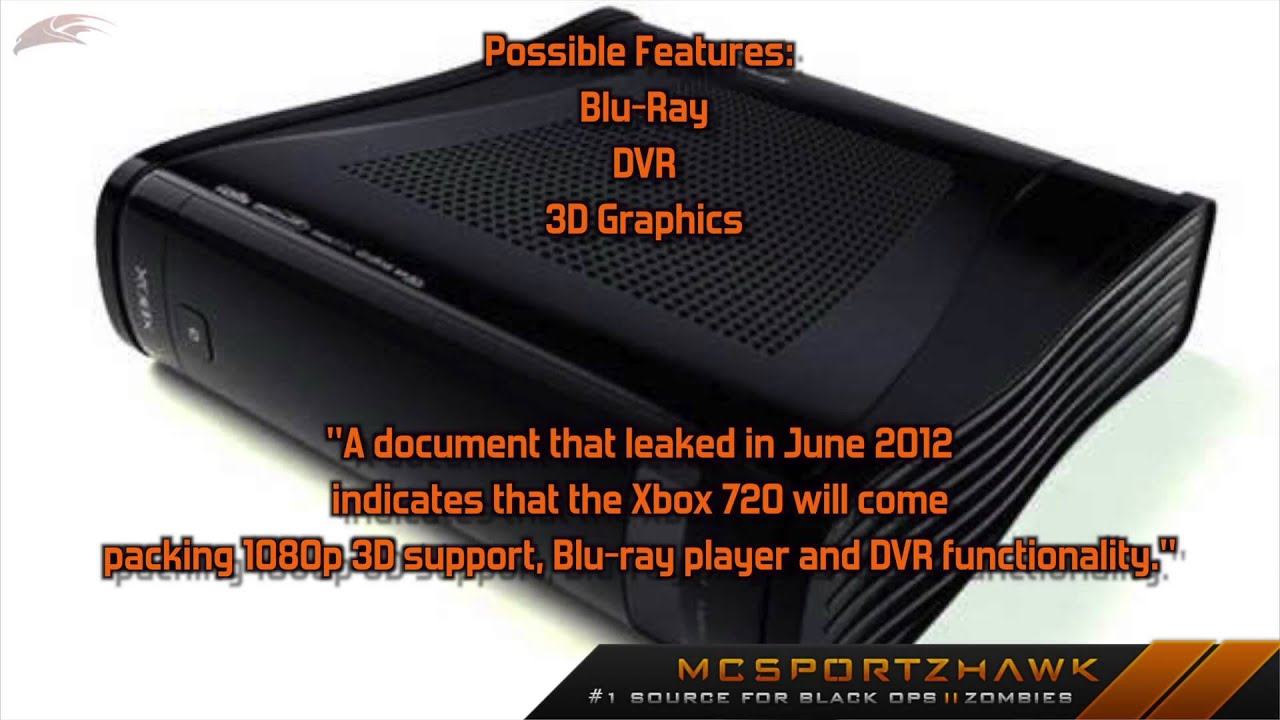 Xbox 720 Release Date : Xbox release date features price news and info