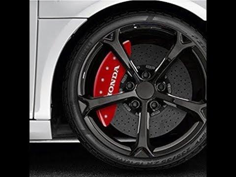Honda civic caliper covers