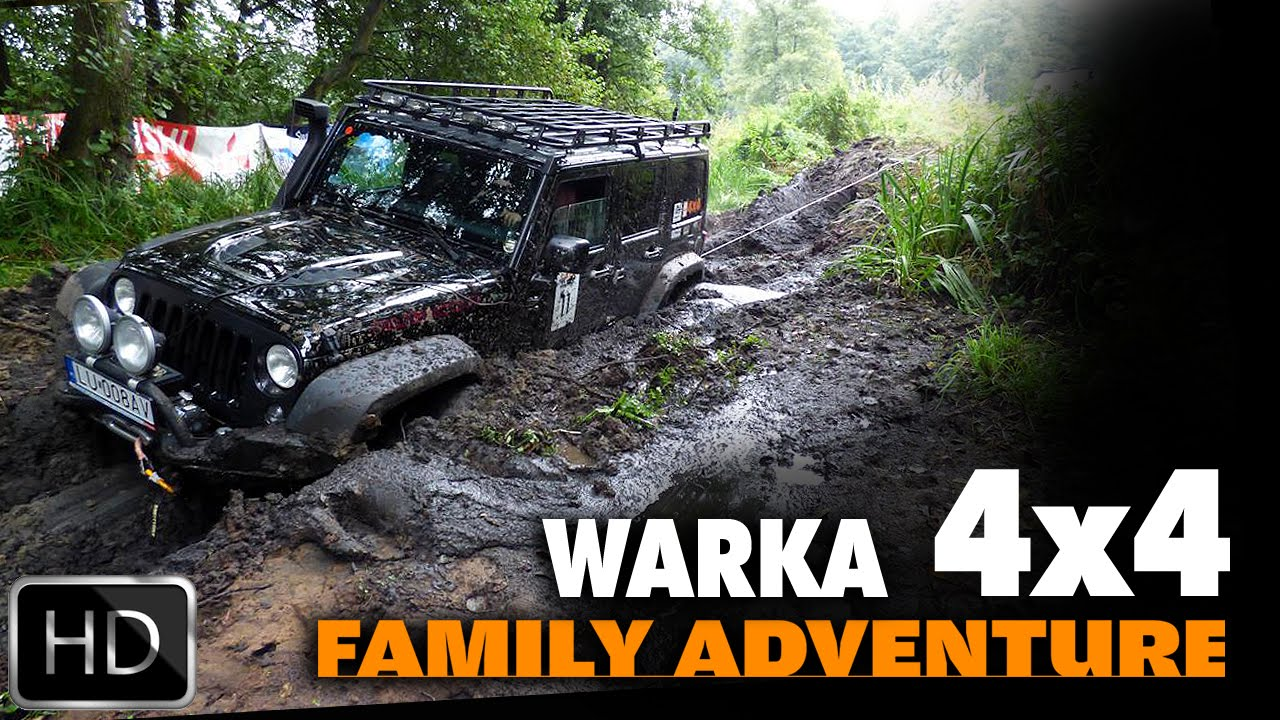 family adventure 4x4 warka mazowsze off road youtube. Black Bedroom Furniture Sets. Home Design Ideas