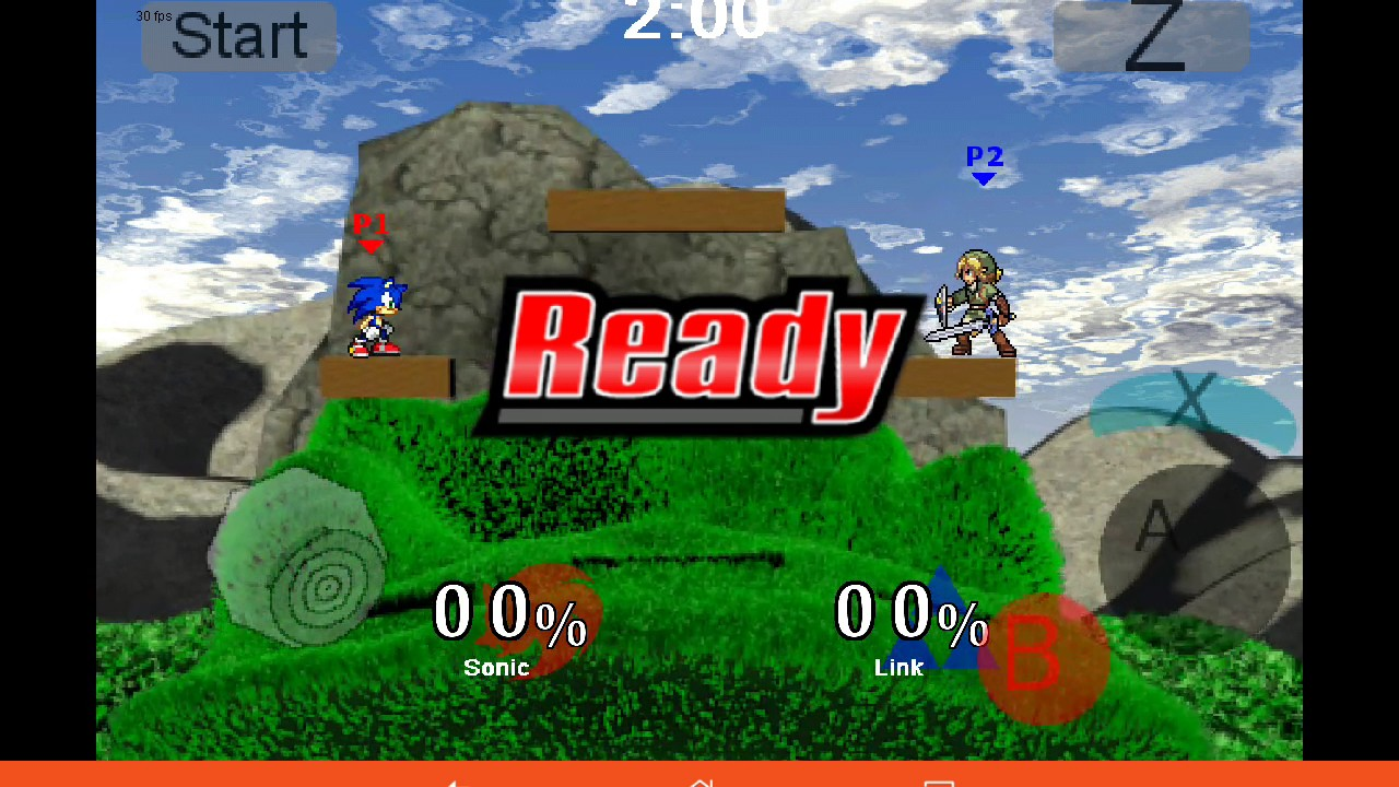 Super smash bros download android