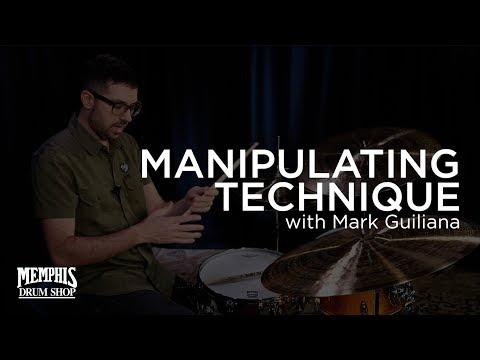 Mark Guiliana - Manipulating Technique - Memphis Drum Shop
