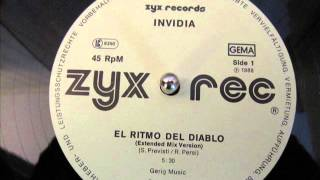 Invidia El Ritmo Del Diablo Percussion mix verson