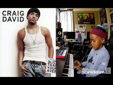 Craig David Ft. Sting - Rise And Fall Beat Creation By 6 Year Old Prodigy Dj Arch Jnr