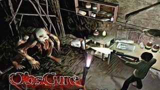 Las CRIATURAS de las ALCANTARILLAS son TERRORÍFICAS - Obscure (Horror Game) #3