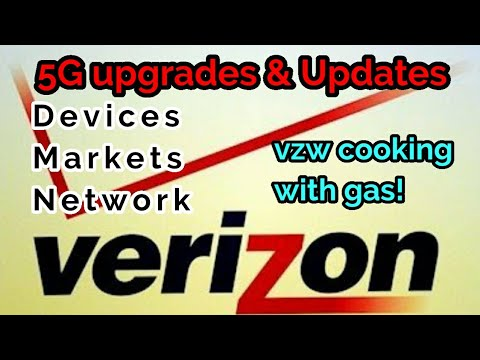 Verizon Wireless   Network Updates And Upgrades