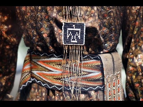 Global trade and an 18th-century Anishinaabe outfit