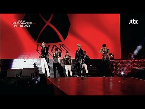 [Super Joint Concert] EXO-M, 'MAMA'