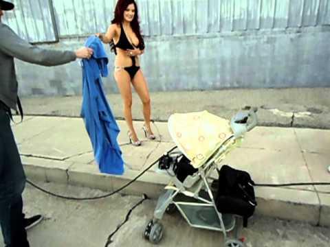 Carla Howe shoot for Rukus Magazine