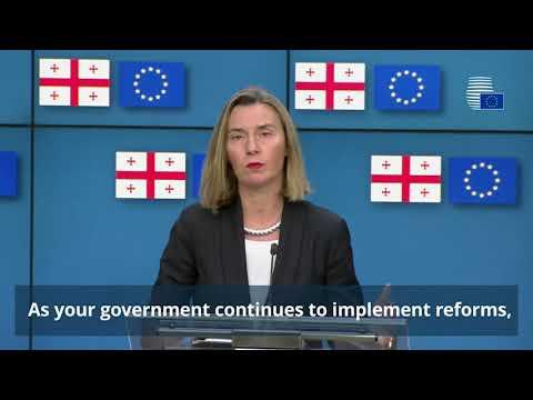EU-Georgia Association Council - Highlights February 2018