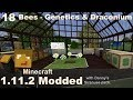 Modded 1.11.2 - Bees - Draconium & Genetic Modifications (E18)