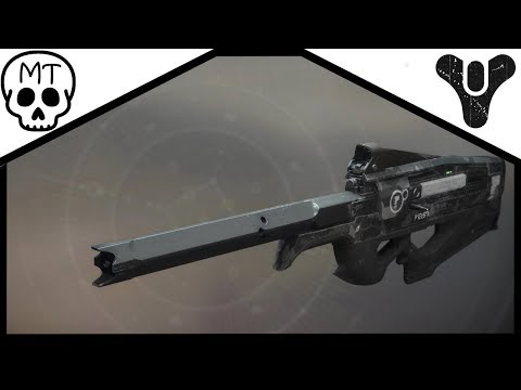 Dead Orbit Bringing the Hot Garbage / Contingency Plan - Scout Rifle / Destiny 2