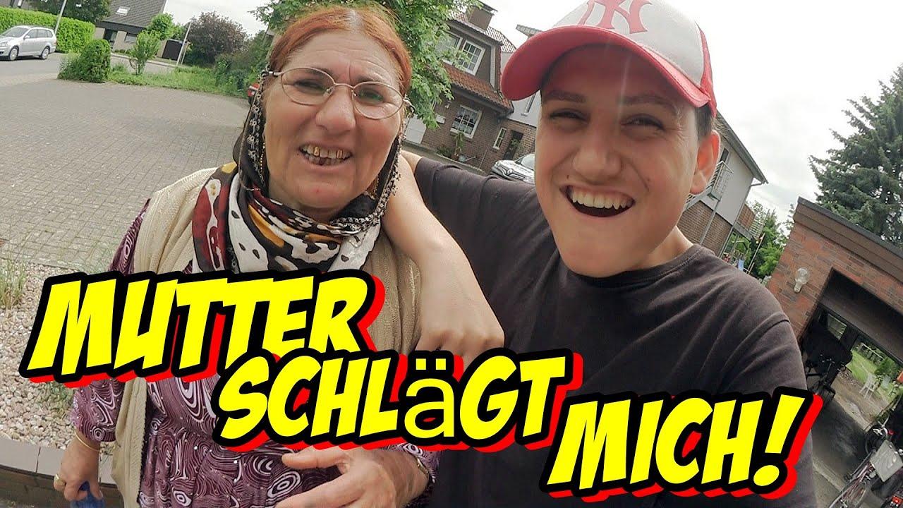 MUTTER SCHLÄGT MICH/ MEIN MERCH KOMMT!!! - YouTube