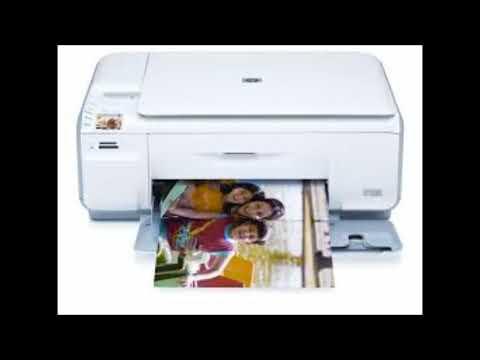 HP Photosmart C4380 Series Driver Windows e Mac
