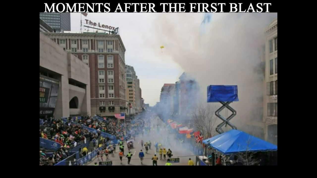 2nd Man Seen On Roof Of The Lenox Hotel Boston Marathon Conspiracy